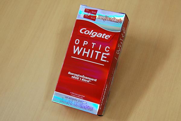 コルゲート-オプティックホワイト