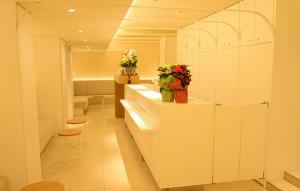 ホワイトエッセンス渋谷の待合室