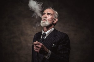 喫煙は歯周病の原因