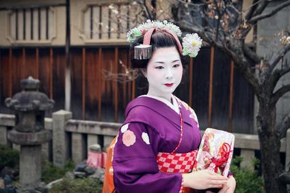 日本の舞妓