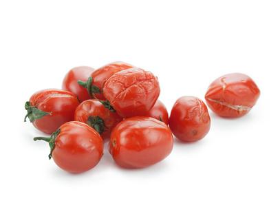 腐ったトマト
