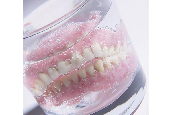 入れ歯洗浄剤