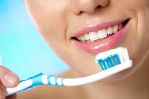 綺麗な歯の人 歯みがき