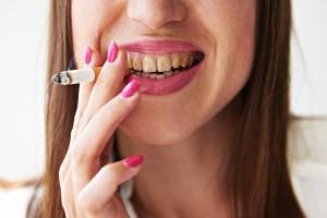喫煙をしない