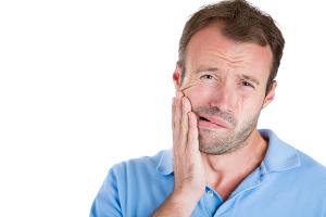 親知らずの歯茎が腫れて痛む
