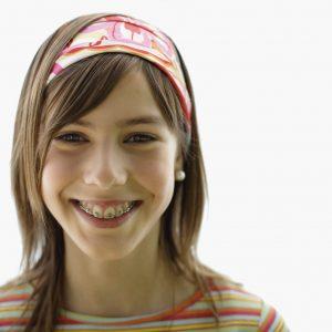 Laughing Teenage Girl